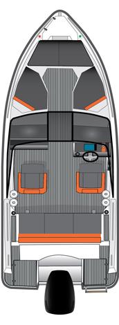 Bella 500 BR layout