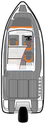 Bella 700 Raid layout